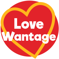 Love Wantage Logo