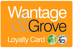 Wantage & Grove Loyalty Card