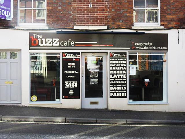 21 Mill Street: Home to Buzz Cafe