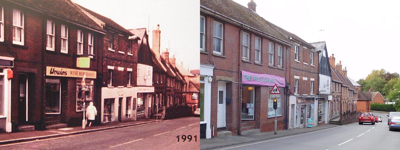 Wantage Then & Now Exhibition